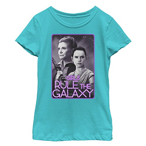 Star Wars Big, Blue//Girls Rule Small