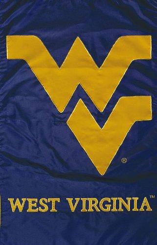 - Evergreen Enterprises West Virginia Mountaineers Applique Garden Flag