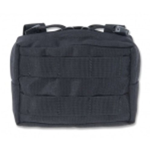 Elite Survival Systems MOLLE General Utility Pouch ME201-B MOLLE General Utility Pouch Black - Molle System Utility Pouch