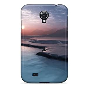 Waterdrop Snap-on Arctic Sunrise Case For Galaxy S4