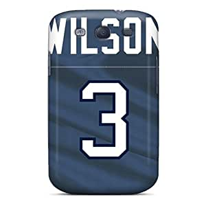 Durable Protector Cases Covers With Seattle Seahawks Hot Design For Galaxy S3