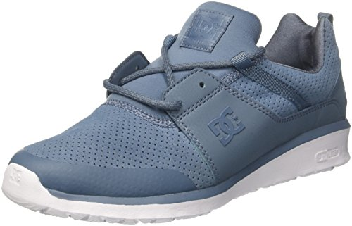Bleu Dc Ashes Heathrow white blue Homme Baskets Shoes 4aw rpIqwpU