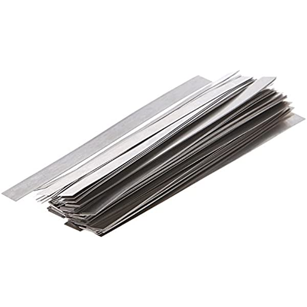 3Meter 8mm x 0.15 Pure Ni plate nickel strip tape for Li 18650 battery spot Y vo