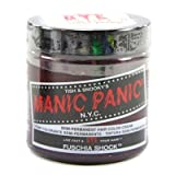 Bleaching Cream Sally Beauty - Manic Panic Fuschia Shock Cream Formula Semi-Permanent Hair Color, 4 oz