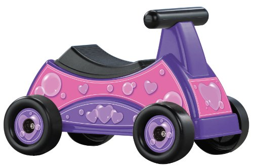American Plastic Toys Girl's Heart Ride On