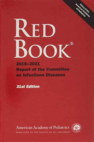 Pdf Medical Books Red Book 2018: Report of the Committee on Infectious Diseases