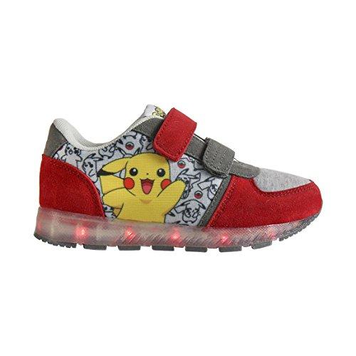 11435f497234d Pokémon 2300-2644 Chaussons Sneaker Mixte Enfant