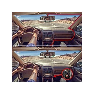 15ft Micro USB & Mini USB Dash Cam &Type-C Hardwire Kit w. Mini(ACS)/LP Mini(ACN)/ATO(ATC or ACU)/Micro2(ACZ) Fuse, Micro to Mini/USB-C Port Adapters & 11.9V Real Battery Drain Protection: Electronics