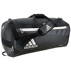 Amazon.com  adidas Team Issue Duffel Bag  Sports   Outdoors b2bb4f4f69