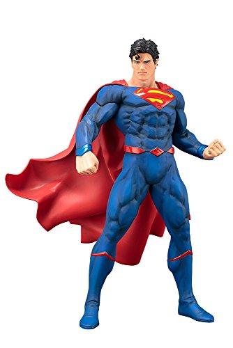 ARTFX+ DC UNIVERSE スーパーマン REBIRTH 1/10スケール PVC製 完成品フィギュアの商品画像