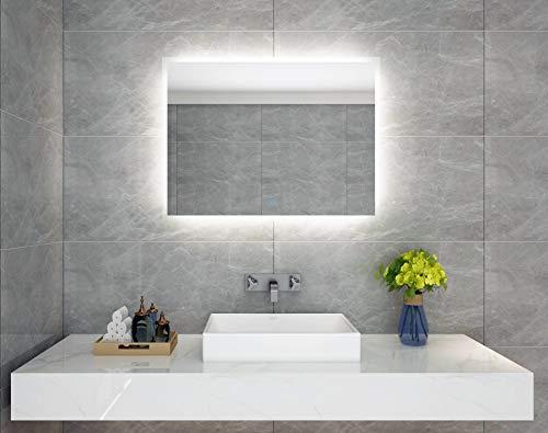DIYHD W32 xH24 Box Diffusers Led Backlit Bathroom