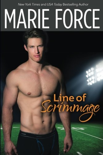 Book cover for Line of Scrimmage