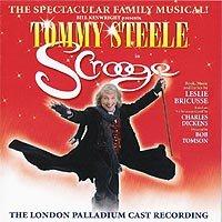 38018077f2257 Scrooge by Tommy Steele   London Palladium Cast  Amazon.co.uk  Music