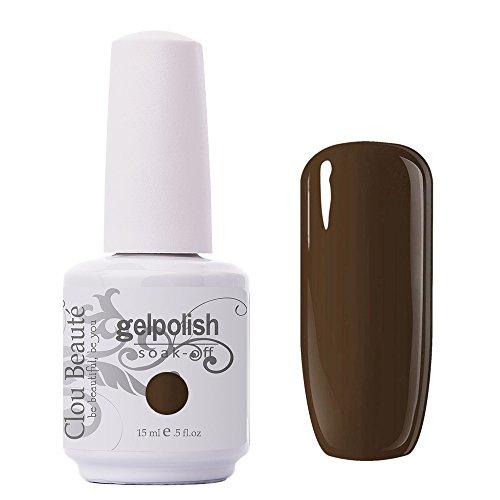Clou Beaute Gelpolish 15ml Soak Off UV Led Gel Polish Lacque