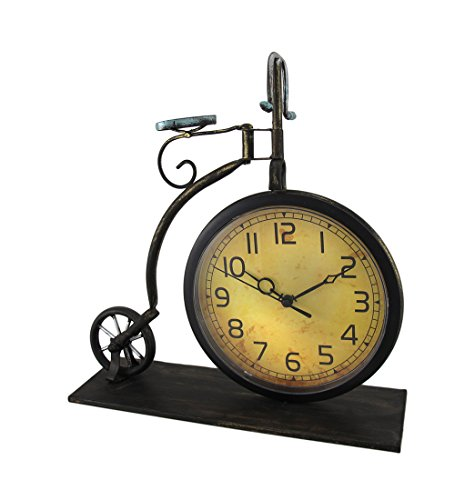 Deco 79 65817 Metal Clock, 13