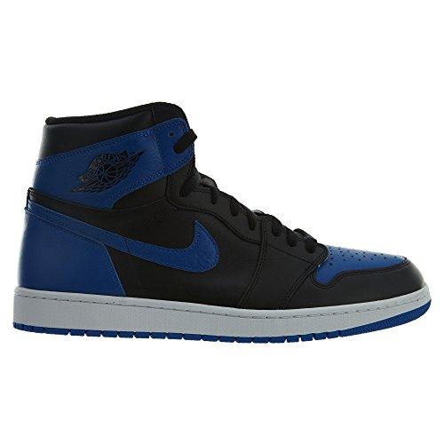 b0fa0fdb558793 Nike Men s Air Jordan 1 Retro High Og Fitness Shoes  Amazon.co.uk  Shoes    Bags