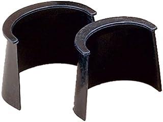 CueStix International 10,2cm rubber Pocket Liner for Pool Table (set of 6)