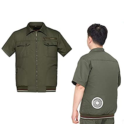 the best attitude excellent quality high quality guarantee Amazon.com : APENCHREN Cooling Jacket/Fan Clothes, Air ...