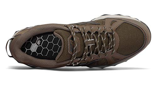 Grey Balance Brown Men's Shoe 1350 Chocolate 8 Walking New 8zwF7xqCx