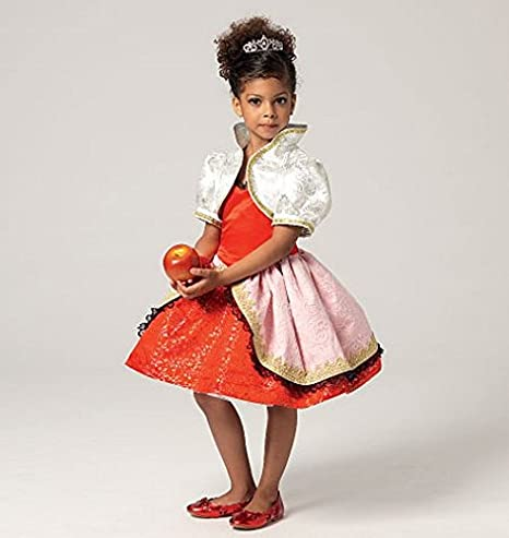 Amazon.com: McCalls Patterns M7036 Childrens/Girls Costumes, CCE (3-4-5-6): Arts, Crafts & Sewing