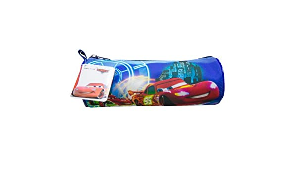 Planet Happy Toys - As8221 estuche cilindrico 23cm cars: Amazon.es ...