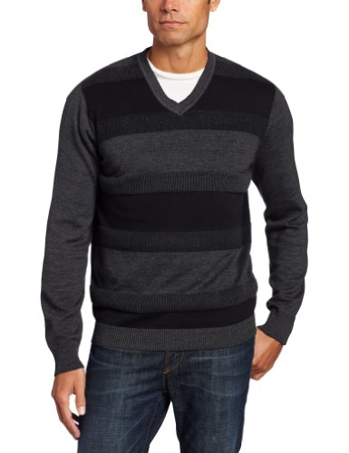 John Henry Men's V-Neck Sweater