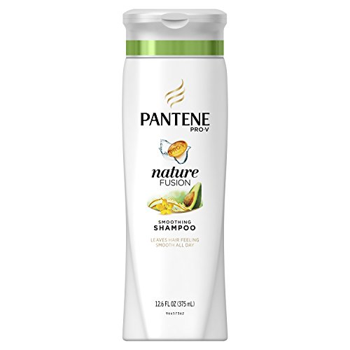 Pantene Pro-V Nature Fusion Smoothing Shampoo with Avocad...