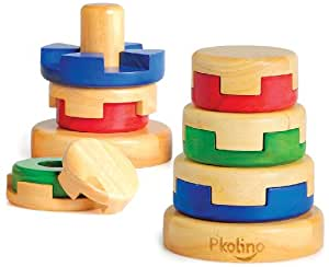 P'Kolino Mini Puzzle Stacker (Discontinued by Manufacturer)