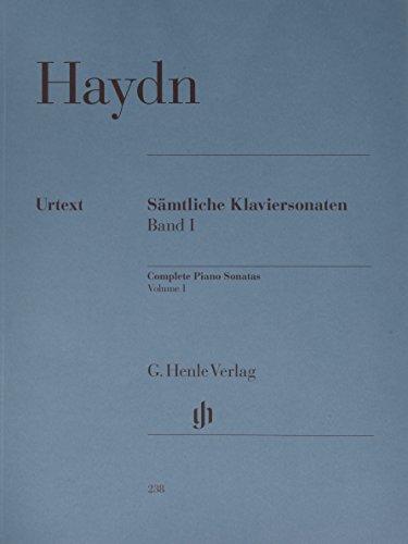 Complete Piano Sonatas, Vol. 1 (Haydn Piano Sheet Music)