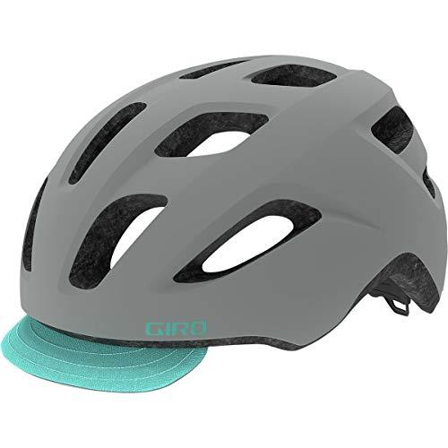 Giro Trella MIPS Cycling Helmet - Women's Matte Grey/Dark Teal