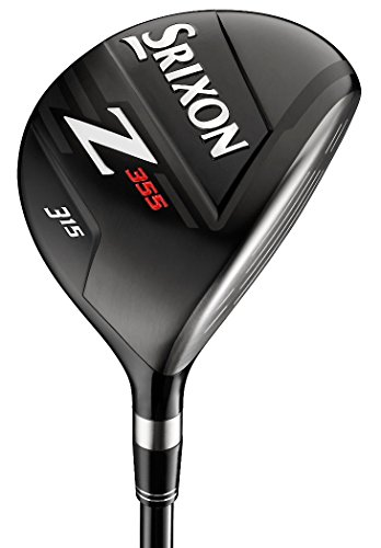 Srixon Mens Z 355 Fairways Miyazaki Jinsoku Graphite 3 Regular Right 15.0