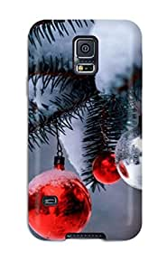Galaxy S5 Case Cover Skin : Premium High Quality Holiday Christmas Case