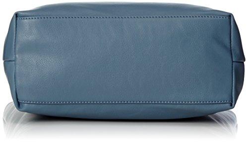 Tom Tailor - Lou, Borsa a spalla Donna blu (blu)