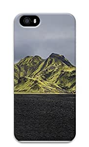 Case For Sam Sung Galaxy S4 I9500 Cover Moss Mountains Iceland 3D Custom Case For Sam Sung Galaxy S4 I9500 Cover