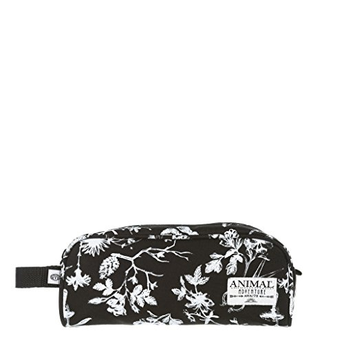 Animal Aleca Pencil Case - Black