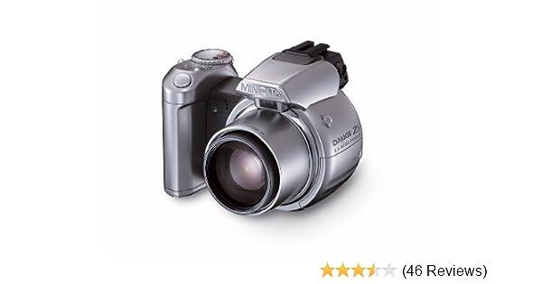 7e072547b Amazon.com : Minolta Dimage Z1 3.2MP Digital Camera : Used Cameras : Camera  & Photo