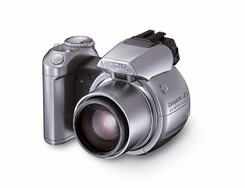 Minolta Dimage Z1 3.2MP Digital Camera