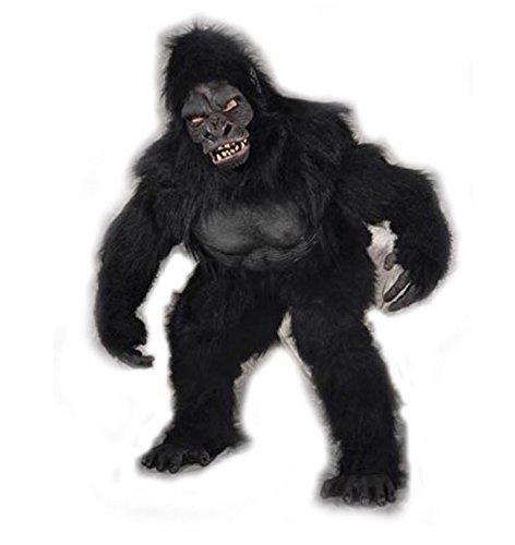 Treehugger Costume (Complete Professional Zagone Treehugger Gorilla Costume)