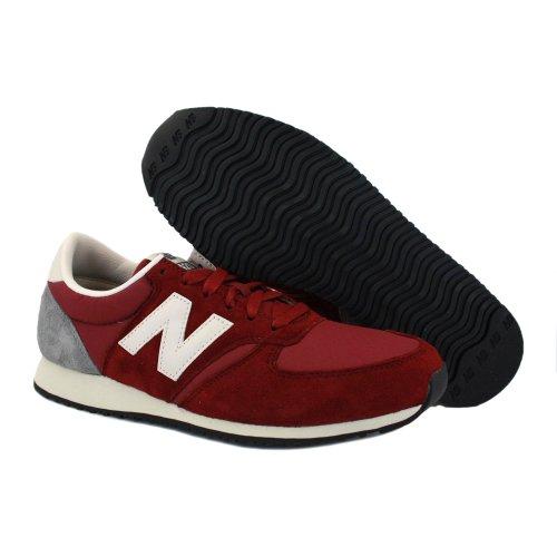 New Balance U U420Ugb - Zapatillas para hombre Rojo