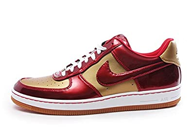 online store ca7d0 e3633 Image Unavailable. Image not available for. Color  Nike Mens Af1 Downtown  Lth ...