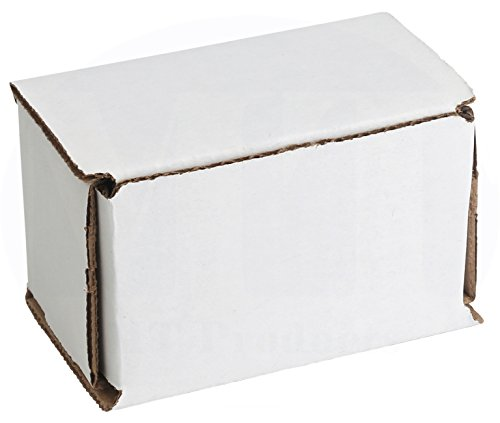 MT Products White Corrugated Shipping Mailers (3