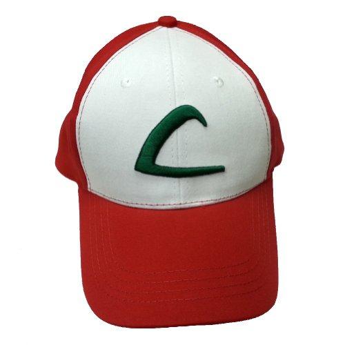 """Ash Ketchum """"L"""" Gorra de béisbol"""