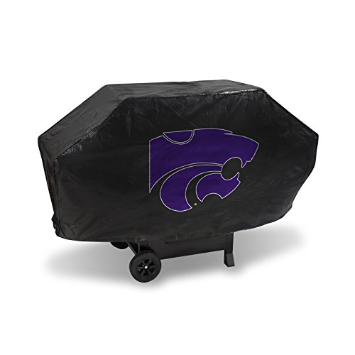 - NCAA Kansas State Wildcats Vinyl Padded Deluxe Grill Cover