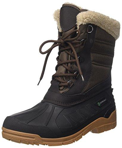 Spirale Tina, Botas de Nieve para Mujer marrón