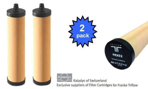 Franke - FRX02 - Water Filter Replacement Cartridge 2/PACK