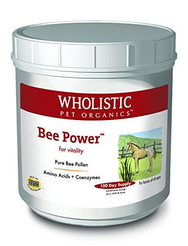 Wholistic Pet Organics Bee Power Supplement, 2 (Pollen Power Granules)