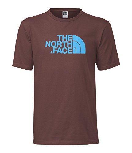 The North Face Men's Half Dome T-Shirt Orange CA78 J4Q (XX-Large)