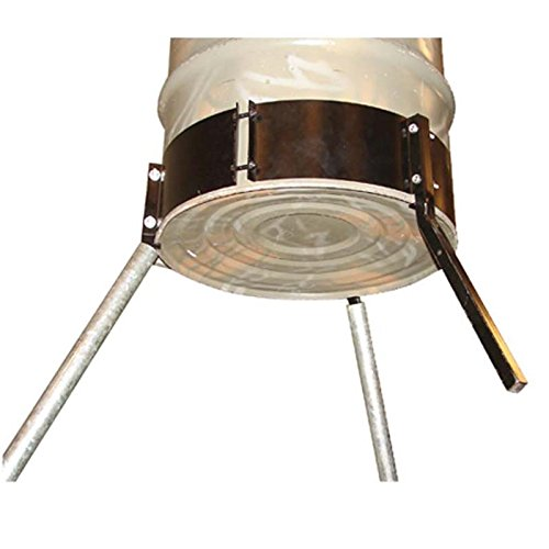 All Seasons Deer Feeder 55 Gallon Barrel Band - ()