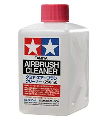 Airbrush Paint Lacquer - Tamiya 250ml Airbrush Cleaner