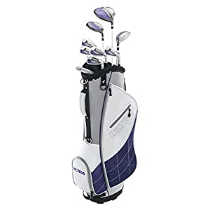 Wilson Golf Women's Ultra Package Set, Right Hand, White from Wilson Sporting Goods - Team